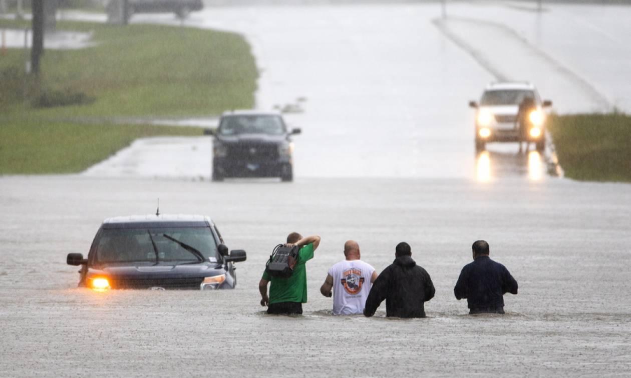 Η.Π.Α.: Στους 13 οι νεκροί από τον φονικό τυφώνα Φλόρενς - Πέφτουν «μνημειώδεις ποσότητες βροχής»