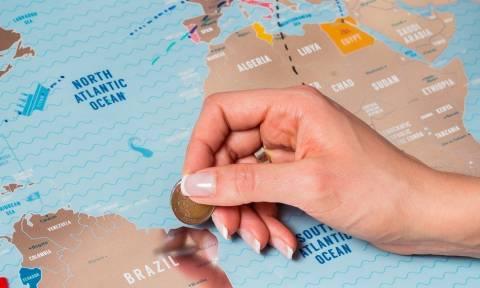 Αυτός ο χάρτης έχει τρελάνει κόσμο και κοσμάκη! (pic)