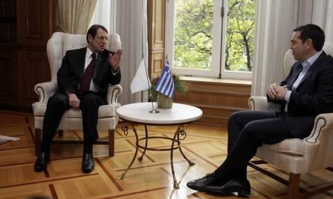 Στην Αθήνα τη Δευτέρα ο Αναστασιάδης - Συνάντηση με τον Τσίπρα