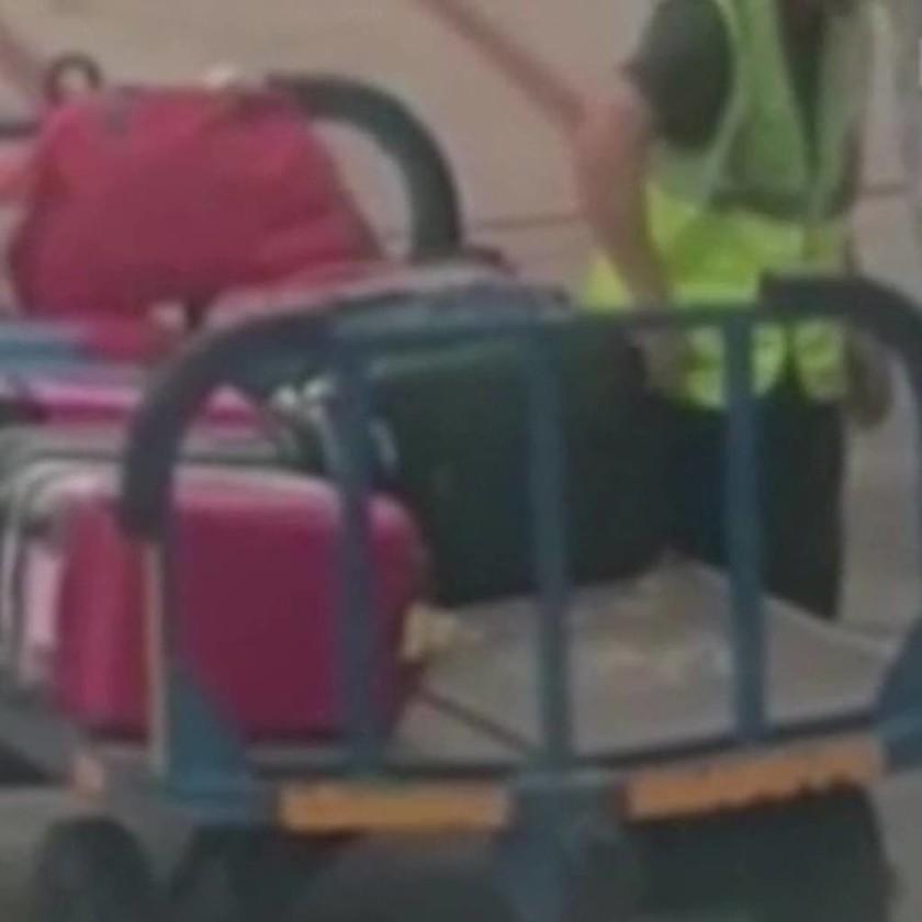 ΠΡΟΣΟΧΗ, μπορεί να συμβεί και σε εσάς: Υπάλληλος αεροδρομίου έκανε κάτι αδιανόητο με τις αποσκευές!