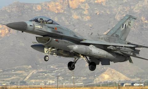 Απογειώνεται... η αναβάθμιση των F-16