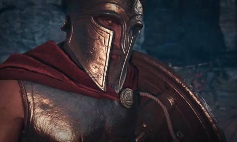 Θα δεις πώς μοιάζει ο Έλληνας ήρωας σε αυτό το videogame και θα σου φύγει η μαγκιά! (vid.)