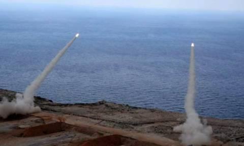 Ρέθυμνο: Άσκηση με βολές του στρατού στη θάλασσα