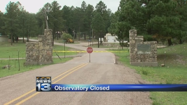 Closure of National Solar Observatory pu 0 55055550 ver1.0 640 360