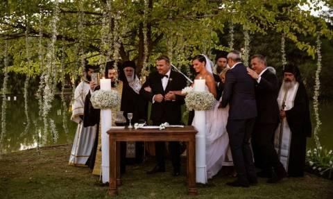 Το «επίσημο» φωτογραφικό άλμπουμ του γάμου Ρέμου-Μπόσνιακ