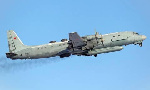 Συναγερμός στη Ρωσία: Αγνοείται ρωσικό στρατιωτικό αεροσκάφος Il-20 με 14μελές πλήρωμα