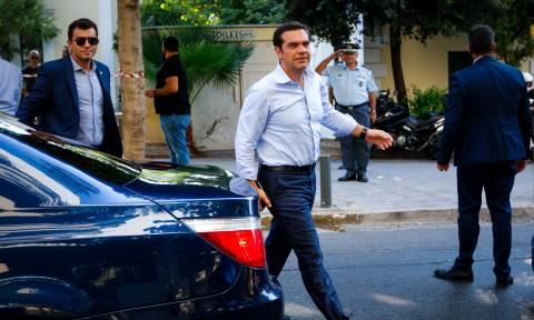 Συνεδριάζει στις 17:00 η Πολιτική Γραμματεία του ΣΥΡΙΖΑ υπό τον Τσίπρα