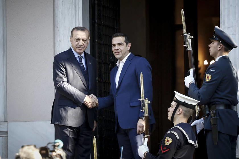 «Κλειδώνει» η συνάντηση Τσίπρα - Ερντογάν στη Νέα Υόρκη
