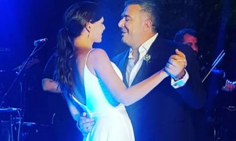 Ρέμος - Μπόσνιακ: Τα είδατε όλα από τον γάμο τους εκτός από την μπομπονιέρα - Ιδού!