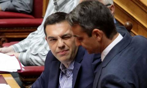 Πρόωρες εκλογές: Τι φοβούνται Τσίπρας και Μητσοτάκης