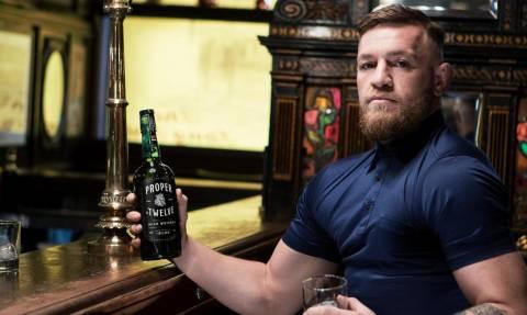 Θα σε έψηνε το ουίσκι που έβγαλε ο Conor McGregor;
