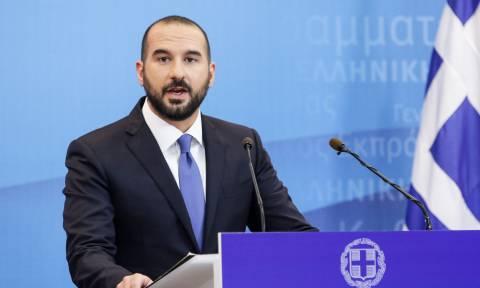 Τζανακόπουλος: Είμαστε κοντά στη μη εφαρμογή του μέτρου για τις συντάξεις