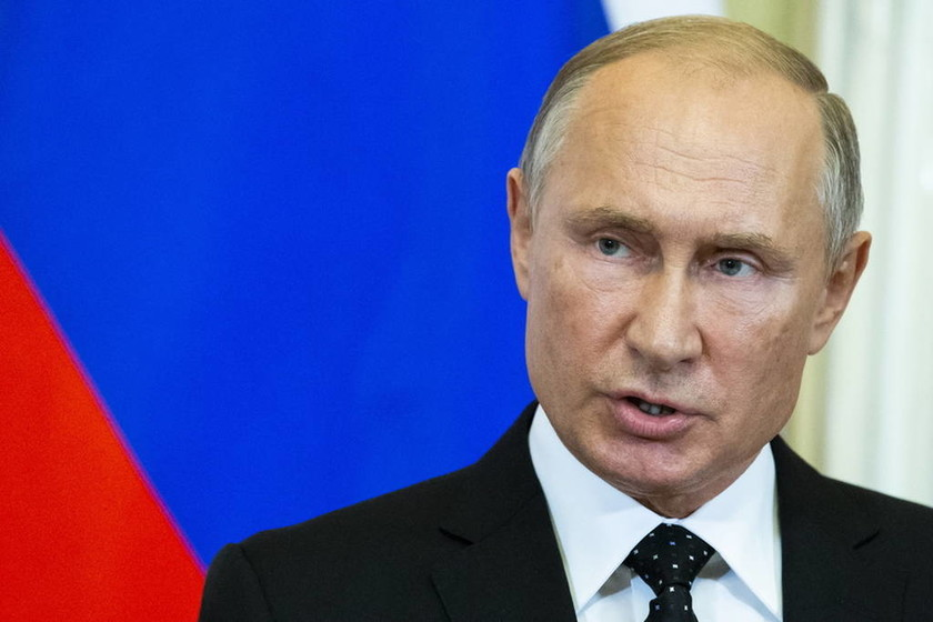 Ρίχνει τους τόνους ο Πούτιν: Δεν κατέρριψε αεροσκάφος του Ισραήλ το ρωσικό κατασκοπευτικό στη Συρία