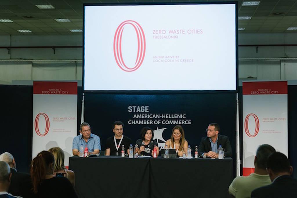 Χιλιάδες επισκέπτες ξεναγήθηκαν στο περίπτερο της   Coca-Cola στην 83η Διεθνή Έκθεση Θεσσαλονίκης