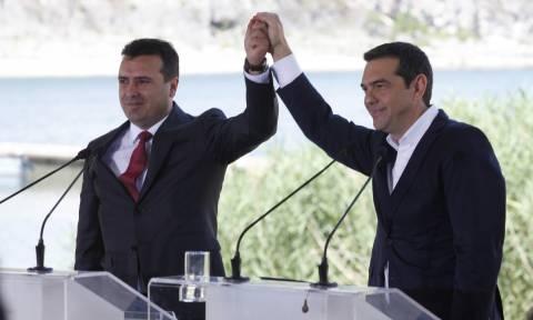 Το σποτ του Ζάεφ για το δημοψήφισμα: «Στις 30 Σεπτεμβρίου θέλουμε Ευρωπαϊκή Μακεδονία» (vid)