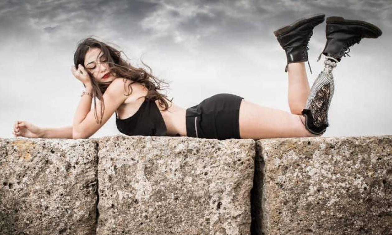 Μίσος για τη φιναλίστ Μις Ιταλία: «Θα σε ψηφίσουν μόνο και μόνο γιατί είσαι ανάπηρη!» (vid)