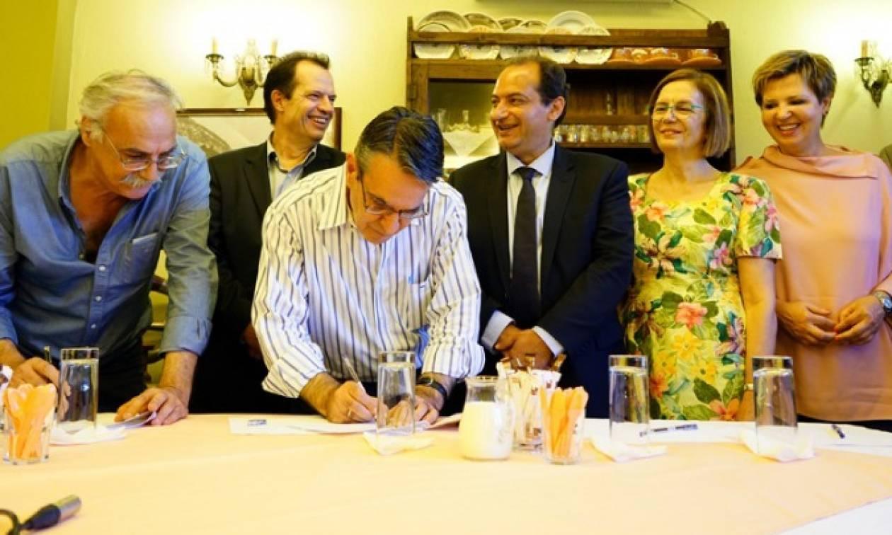 Υπεγράφη η σύμβαση για την αναστήλωση του Γεφυριού της Πλάκας