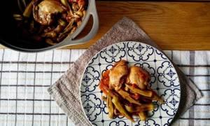 Η συνταγή της ημέρας: Κοτόπουλο με μπάμιες