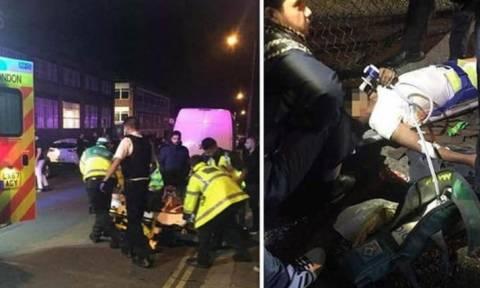 Λονδίνο: Αυτοκίνητο έπεσε πάνω σε πεζούς έξω από τέμενος