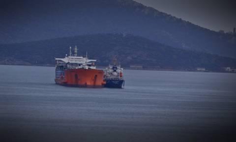 Συναγερμός στη Μήλο - Προσάραξε δεξαμενόπλοιο με 1.000 τόνους καύσιμα