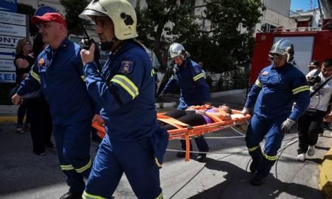 Σεισμός στην Αθήνα: Εφιαλτικό σενάριο με νεκρούς, τραυματίες και καταρρεύσεις κτηρίων