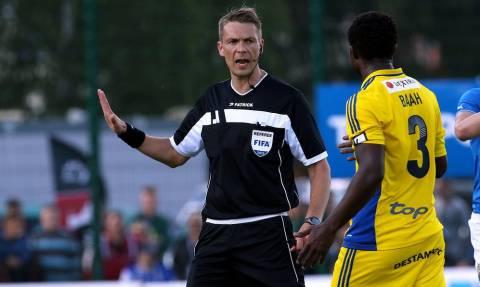 Superleague: Φινλανδός διαιτητής στο ΠΑΟΚ - ΑΕΚ