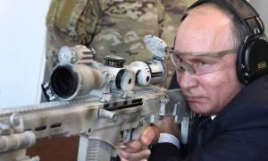 Αυτό είναι το νέο υπερόπλο του Πούτιν διά χειρός Καλάσνικοφ – Δείτε το εντυπωσιακό βίντεο