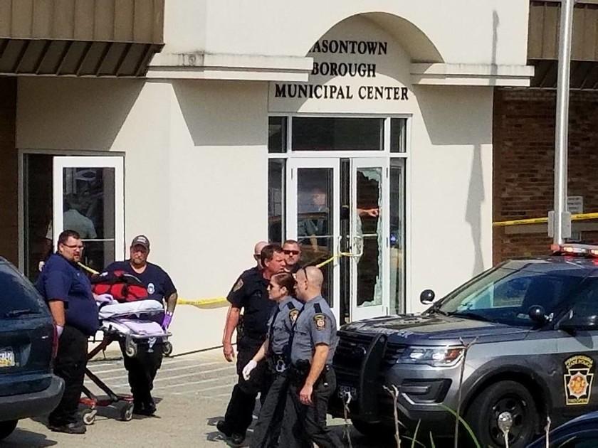 Συναγερμός στην Πενσυλβάνια των ΗΠΑ: Ένοπλη επίθεση σε δικαστικό μέγαρο – Τουλάχιστον 4 τραυματίες