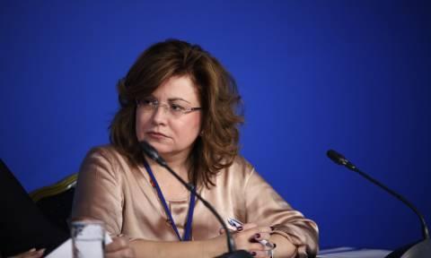 Σπυράκη για Σκοπιανό: Η Ελλάδα δεν αναγνωρίζει «μακεδονική» εθνικότητα και γλώσσα
