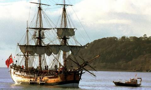 Bρήκαν ερείπια του θρυλικού πλοίου του Κάπτεν Κουκ, μετά από 240 χρόνια