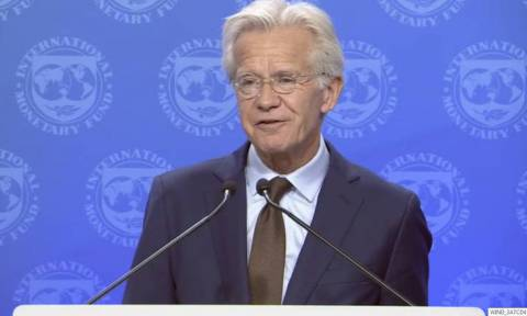 ΔΝΤ για περικοπή συντάξεων: Οι θέσεις μας δεν έχουν αλλάξει