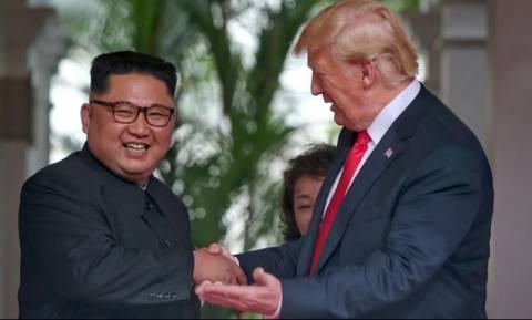 Ο Κιμ Γιονγκ Ουν ελπίζει να συναντηθεί σύντομα για δεύτερη φορά με τον Τραμπ