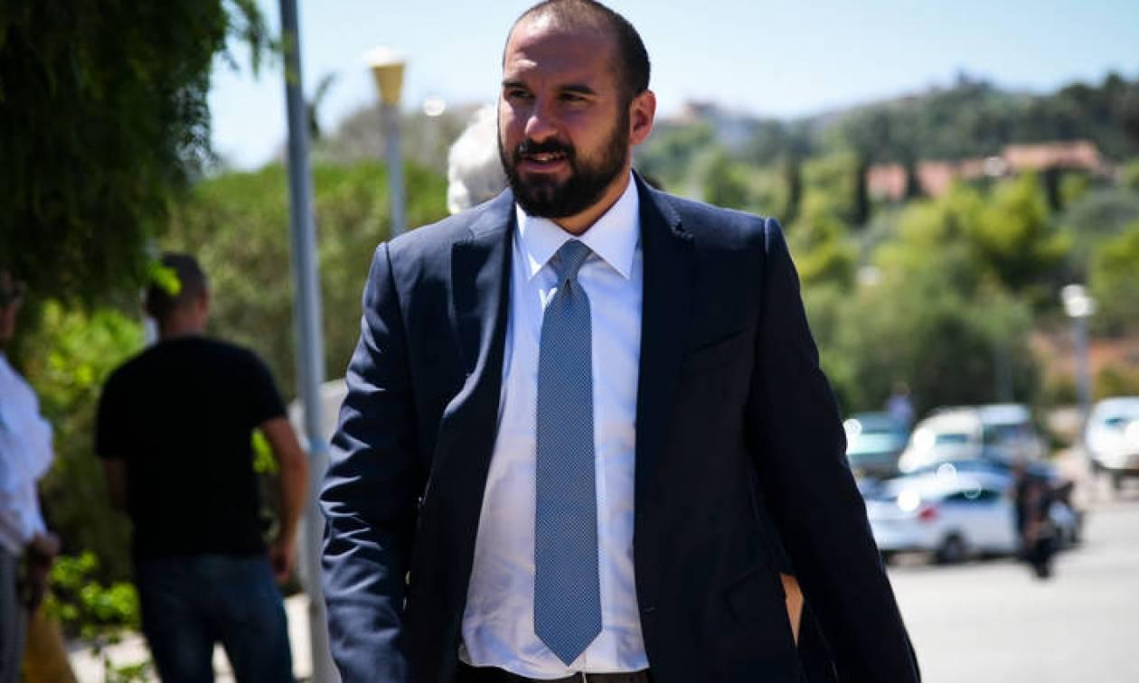 Τζανακόπουλος: Αν πετύχουμε 3,5% πλεόνασμα για 3 χρόνια, η περικοπή συντάξεων δεν θα είναι αναγκαία