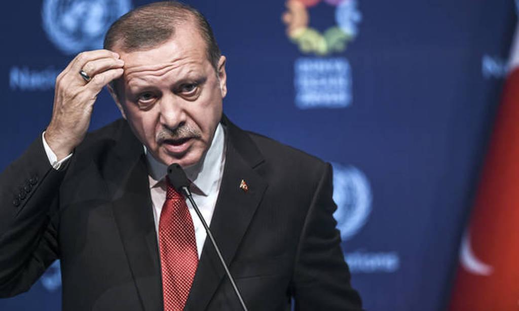 Νέες απειλές Ερντογάν: Θα χρησιμοποιήσουμε όλα τα μέσα σε Αιγαίο και Κύπρο