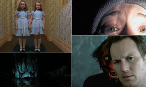 Έχεις τα κότσια να δεις τις 10 πιο τρομακτικές σκηνές θρίλερ όλων των εποχών!