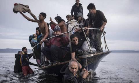 Πάτρα: Εντοπίστηκε ιστιοφόρο με 60 μετανάστες