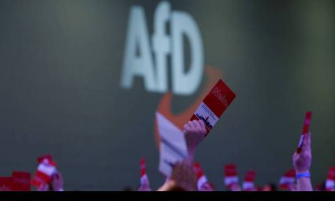 Δημοσκόπηση - σοκ: To ακροδεξιό AfD δεύτερο ισχυρότερο κόμμα στη Γερμανία