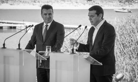 Σκοπιανό: Ο Ζάεφ και το τηλεγράφημα της οργής για τη… «μία Μακεδονία»