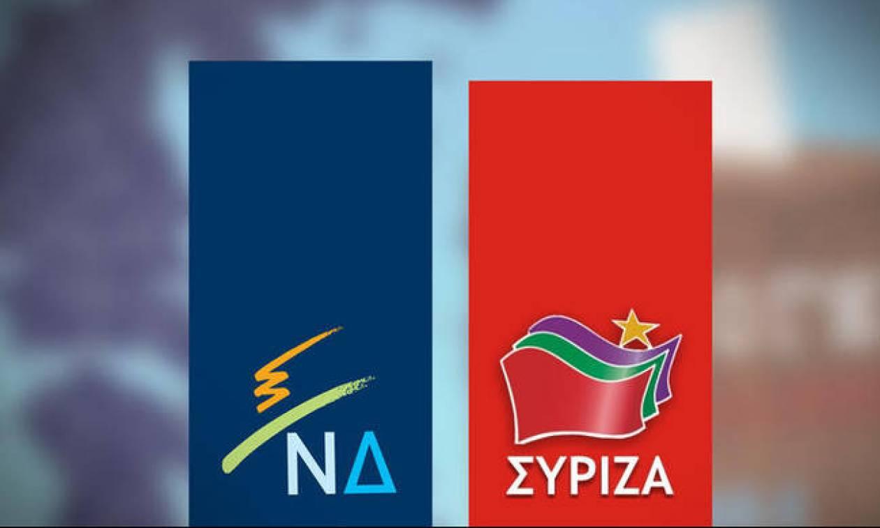 Δημοσκόπηση - «βόμβα»: Ο ΣΥΡΙΖΑ πλησιάζει συνεχώς τη ΝΔ