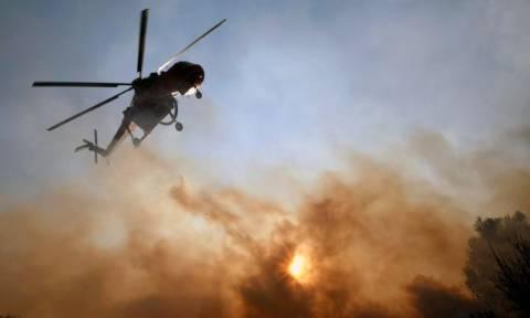 Ιεράπετρα: Υπό έλεγχο η πυρκαγιά που σήμανε το πρωί συναγερμό