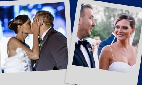 Ρέμος-Μπόσνιακ: Πού περνούν τον μήνα του μέλιτος μετά το λαμπερό γάμο τους και με ποιους;