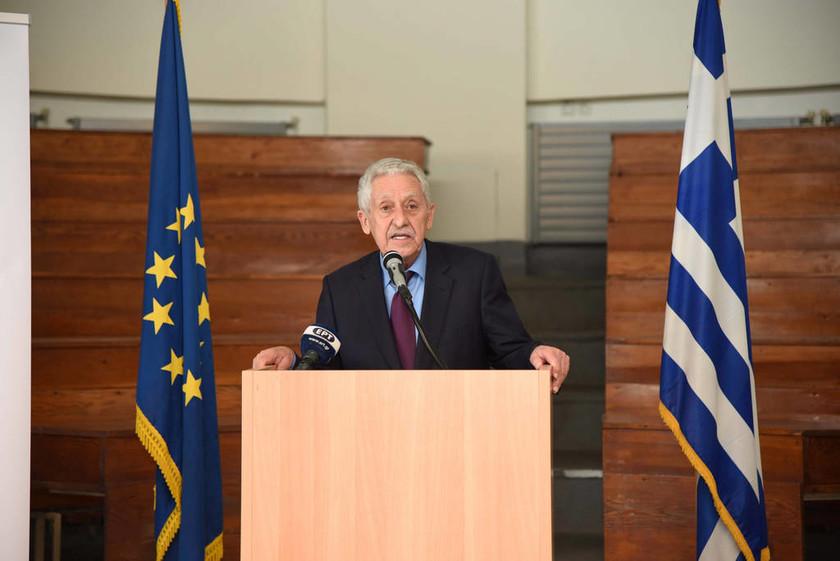 Κουβέλης: Η Συμφωνία των Πρεσπών θα έρθει στη Βουλή, αν οι Σκοπιανοί τηρήσουν τις δεσμεύσεις τους