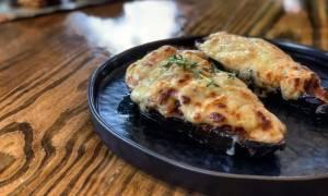 Η συνταγή της ημέρας: Παπουτσάκια