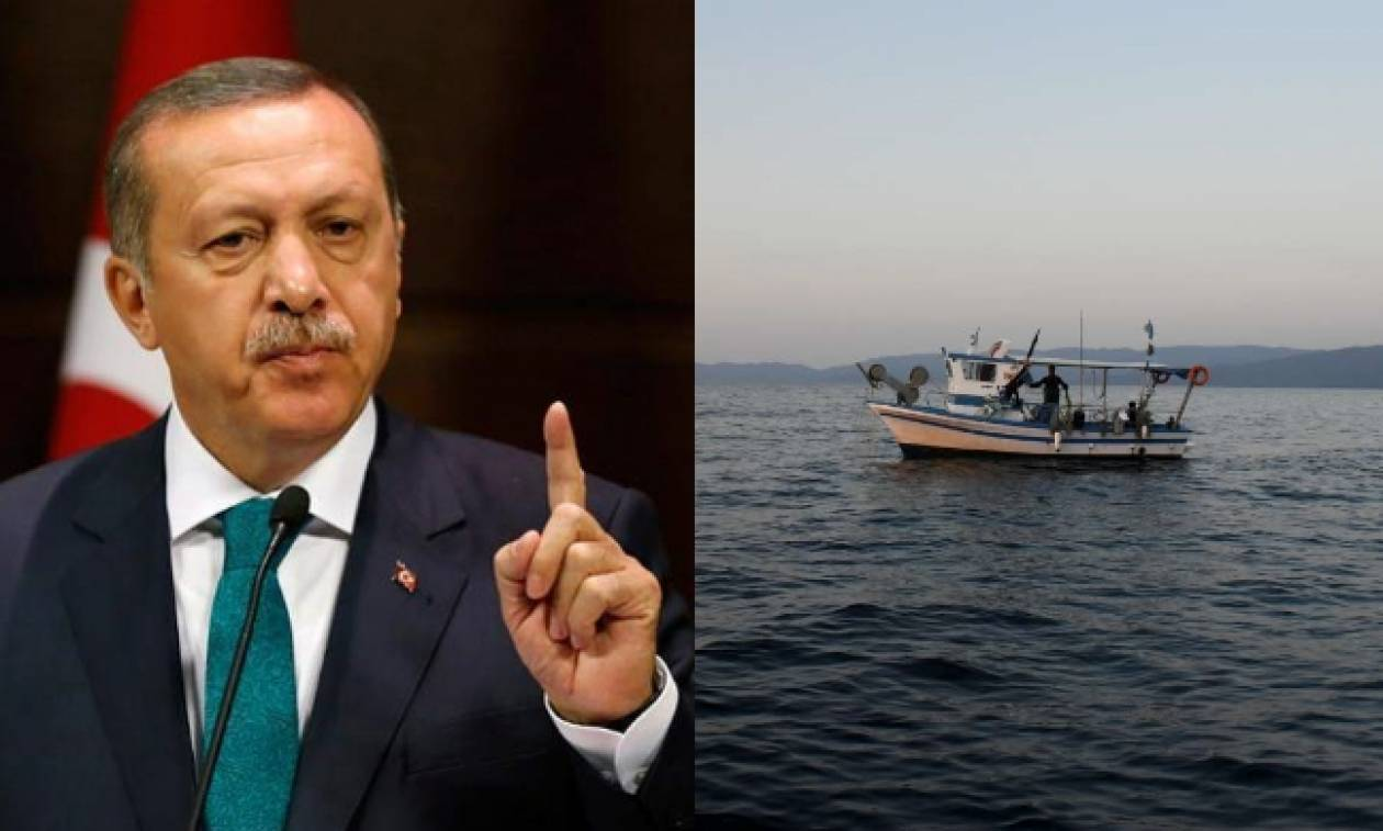 «Θολώνει τα νερά» ο Ερντογάν: «Μην ψαρεύετε σε εκείνη την περιοχή»