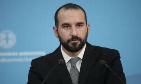 Στο Συνέδριο του Εργατικού Κόμματος ο Δημήτρης Τζανακόπουλος