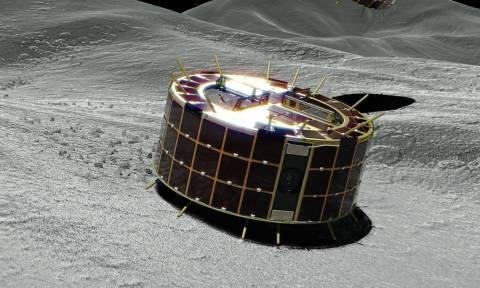 Έγραψαν ιστορία: «Ρόβερ» προσγειώθηκαν σε αστεροειδή και μεταδίδουν εκπληκτικές εικόνες