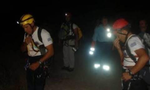 Φωκίδα: Μεγάλη επιχείρηση απεγκλωβισμού 19 ορειβατών στη Σεργούλα