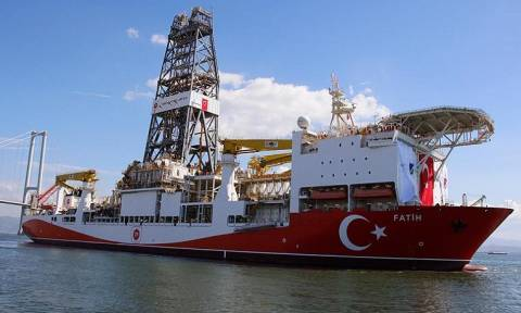 Μυστήριο στο τουρκικό γεωτρύπανο: «Ανταρσία» από το πλήρωμα