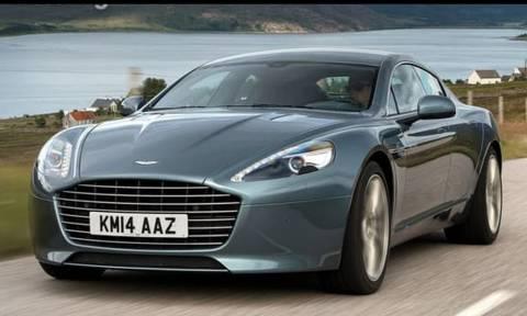 Φαντάζεσαι τον James Bond με ηλεκτροκίνητη Aston Martin;