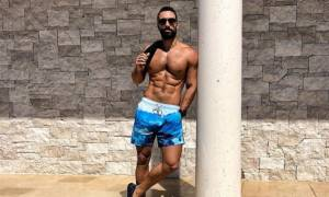 Σάκης Τανιμανίδης: «Είμαι 150% έτοιμος να αλλάζω πάνες, να κρατήσω μπιμπερό…»